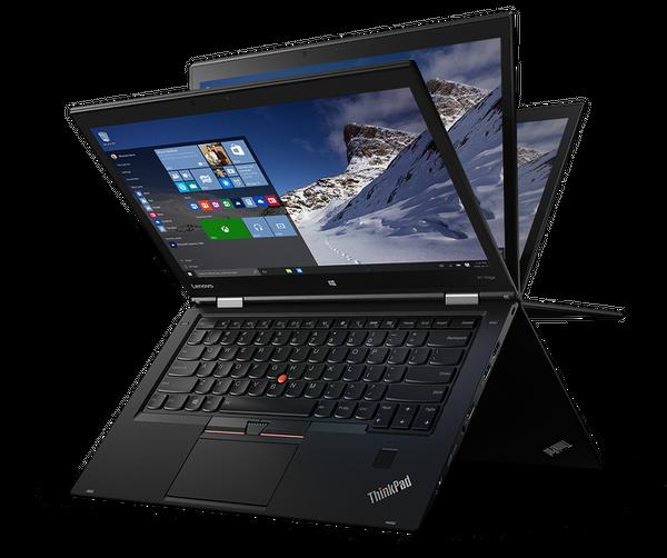 CES2016_Lenovo ThinkPad X1 Yoga, dünyanın ilk dönebilir OLED ekranlı dizüstü modeli oldu