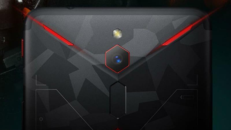 Oyunculara özel telefon tanıtıldı: Nubia Red Magic 2